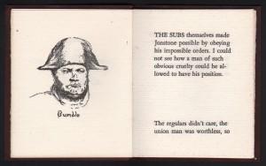 A FINE MAN, A FINE BOOK