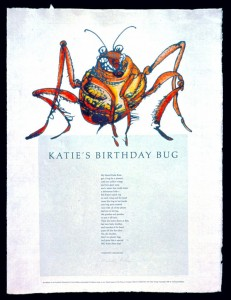 KATIE'S BIRTHDAY BUG