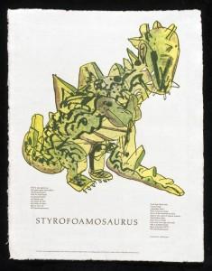 STYROFOAMOSAURUS