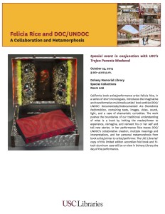 USC Doc_Undoc